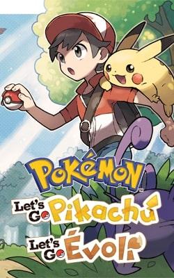 Image de Let's Go Pikachu et Evoli