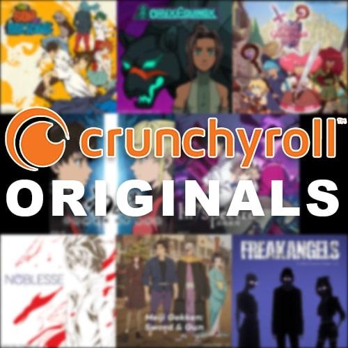 Image - Crunchyroll annonce les Crunchyroll Originals !