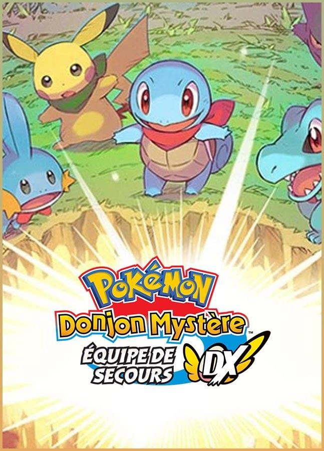 Image de Pokémon DM : Equipe de Secours DX