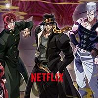 Image - Jojo's Bizarre Adventure à présent disponible sur Netflix !