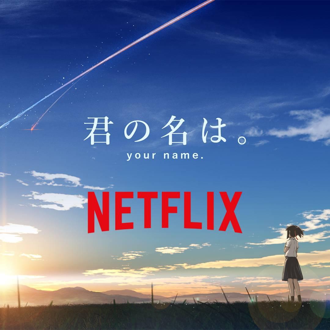 Image - Enfin ! Your Name. est bientôt disponible sur Netflix !