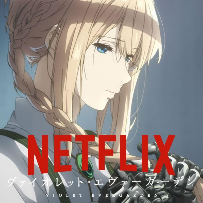Image - Violet Evergarden le film enfin disponible sur Netflix !