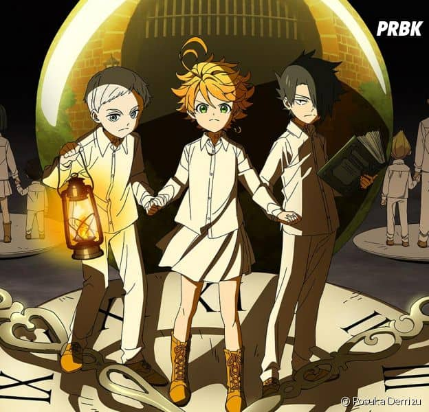 Image - La saison 2 The Promised Neverland arrive bientôt ... Au Japon