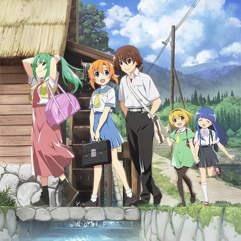 Image - Higurashi: When They Cry - New s'offre un tout nouveau visuel !