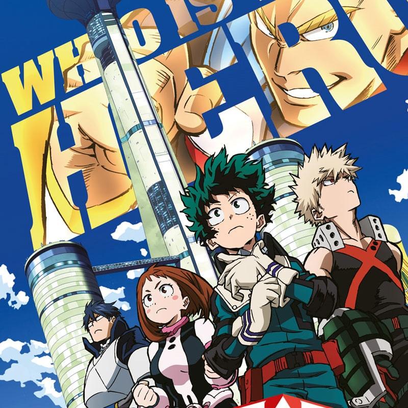 Image - Le premier film de My Hero Academia adapté en manga ? PLUS ULTRA !!