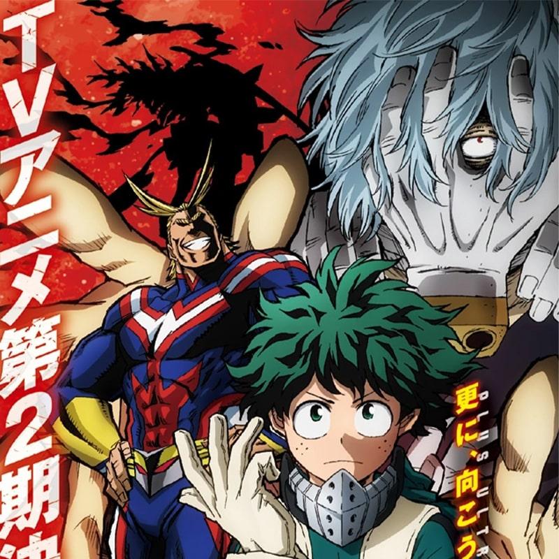 Image - La Saison 2 de My Hero Academia arrive sur Netflix !