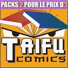 Image - Les packs 2 pour le prix d'1 font leur grand retour chez Taifu Comics !