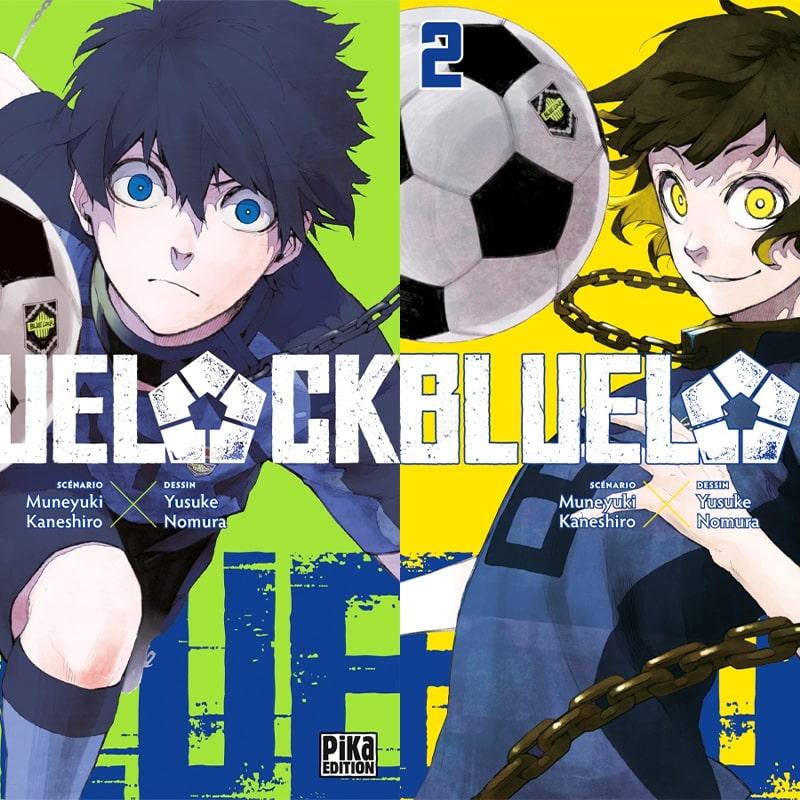 Image - Blue Lock déchire au Japon et arrive bientôt en France !