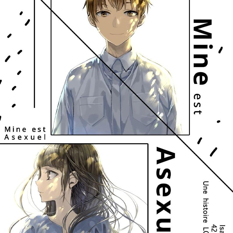 Image - Mine est asexuel : Un nouveau manga LGBTQ+ qui sort très bientôt !