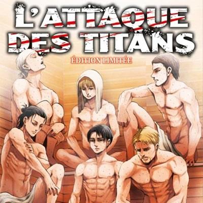 Image - L'édition limitée du tome 33 de l'Attaque des Titans réimprimée !